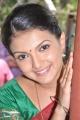 Saranya Mohan Cute Pics in Half Saree