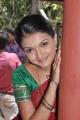 Tamil Actress Saranya Mohan Half Saree Photos