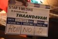 Pandiarajan at Thaandavam Shooting Spot Pics