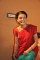 Saranya Mohan Cute Pics in Saree at Thaandavam Shooting Spot