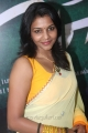 Actress Saranya Nag Hot Yellow Saree Photos