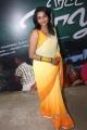 Kadhal Saranya in Transparent Yellow Saree Hot Photos