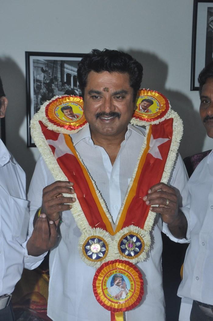 Picture 513938 | Actor Sarath Kumar Birthday Celebration 2013 ...