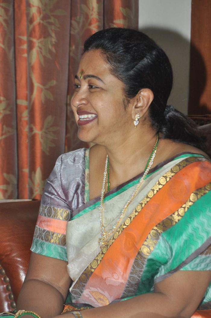 Picture 513941 | Actress Radhika @ Sarathkumar 59th Birthday ...