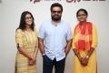 Varalaxmi, Priyadharshini @  Sarathkumar Appreciated Shakthi Movie Team Photos