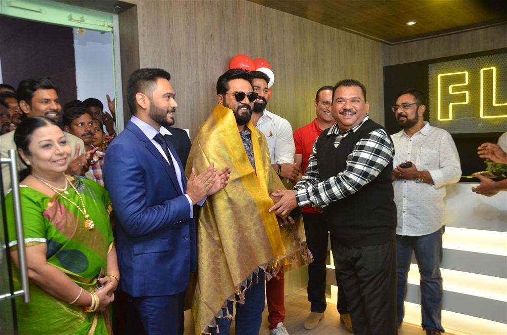 Sarathkumar Inaugurated Flux Fitness Studio at OMR Photos