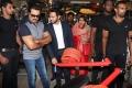Actor Sarath Kumar Launched Flux Fitness & Spa Salon Photos