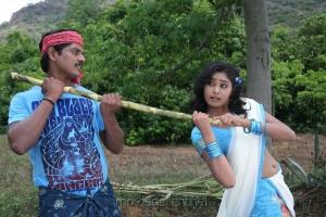 Karl Marx, Arundhati in Saravana Poigai Tamil Movie Stills