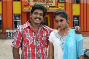 Karl Marx, Arundhati Hot in Saravana Poigai Tamil Movie Stills