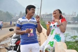 Arundhati, Karl Marx in Saravana Poigai Tamil Movie Stills