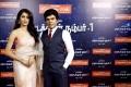 Actress Geethika Tiwary @ Legend New Saravana Stores Brammandamai Production No-1 Pooja Stills