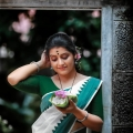 Actress Sarayu Mohan Latest Photoshoot Stills