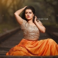 Actress Sarayu Mohan New Photoshoot Stills