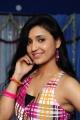 Telugu Actress Sarayu New Photos in Sleeveless Dress
