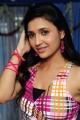 Telugu Heroine Sarayu New Photos in Sleeveless Dress