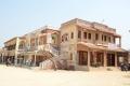 Pawan Kalyan's Sardaar Gabbar Singh Sets Photos