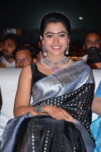 Rashmika Mandanna @ Sarileru Neekevvaru Blockbuster Ka Baap Celebrations Stills