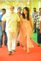 K Raghavendra Rao, Rashmika Mandanna @ Sarileru Neekevvaru Movie Opening Stills