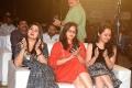 Sangeetha, Kaumudi Nemani, Pallavi @ Sarileru Neekevvaru Movie Thanks Meet Photos