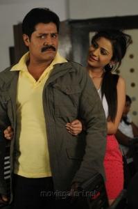 Srihari,Pankhuri Awasthi in Sarkar Gunda Movie Stills