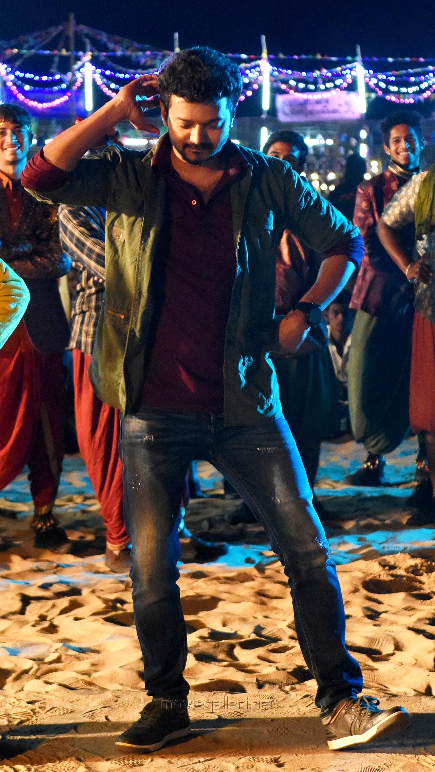Actor Vijay in Sarkar Latest HD Images
