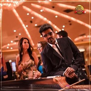 Sarkar Movie Vijay Swag Photos