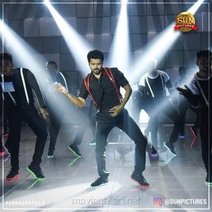 Vijay Dance in Sarkar Movie Photos