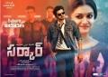 Vijay, Keerthy Suresh in Sarkar Movie Release Today Posters