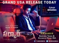 Vijay Sarkar Grand USA Release Today Posters