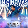 Vijay Sarkar in Cinemas From Tomorrow Posters