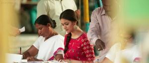 Actress Keerthi Suresh in Sarkar New HD Photos