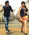 Ravi Teja & Kajal in Sarocharu Movie First Look Photos