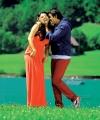 Kajal, Ravi Teja in Sarocharu Movie First Look Pictures