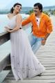 Kajal Aggarwal, Ravi Teja in Sarocharu Movie Latest Photos