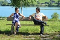 Kajal Agarwal, Ravi Teja in Sarocharu Movie Stills