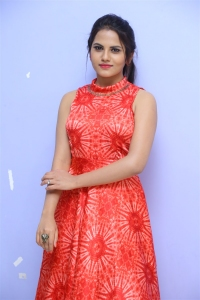 Actress Priyanka Sharma @ Sarovaram Audio Launch Photos