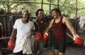 Pasupathy, John Vijay, Arya in Sarpatta Parambarai Movie HD Images