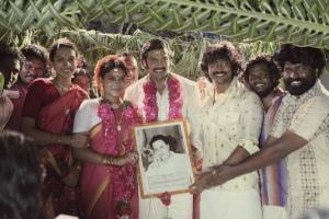 Arya, Kalaiyarasan in Sarpatta Parambarai Movie Stills