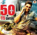 Allu Arjun's Sarrainodu Movie Running Successfully 50 Days in 115 Centers Posters