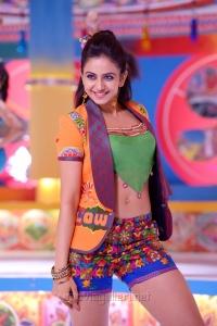 Actress Rakul Preet Singh in Sarrainodu Movie Photos