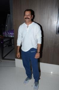 Rishi Punjabi @ Sarrainodu Movie Success Meet Stills
