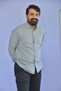Director Rajiv Menon @ Sarvam Thaala Mayam Movie Press Meet Photos