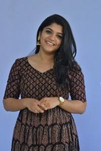 Aparna Balamurali @ Sarvam Thaala Mayam Movie Press Meet Photos