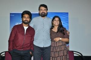 GV Prakash, Rajiv Menon, Aparna Balamurali @ Sarvam Thaala Mayam Movie Press Meet Photos
