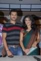 Vikram Shekhar, Supriya at Sasesham Press Meet Stills