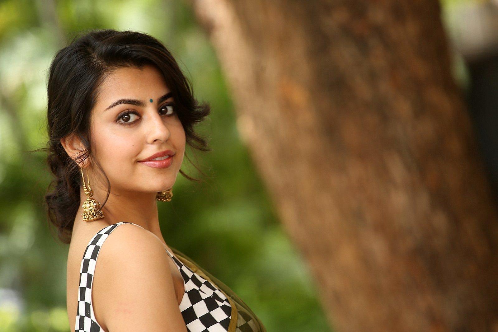 Actress Sasha Singh Images @ Edaina Jaragochu Trailer Launch