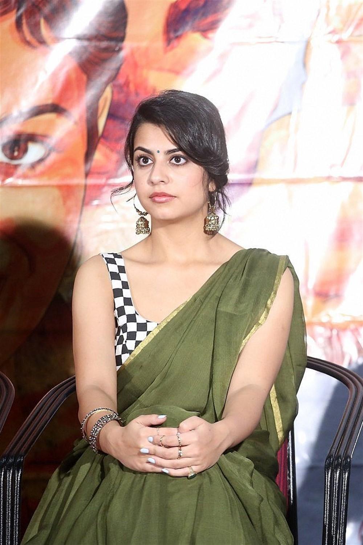 Actress Sasha Singh Images @ Edaina Jaragocchu Trailer Launch