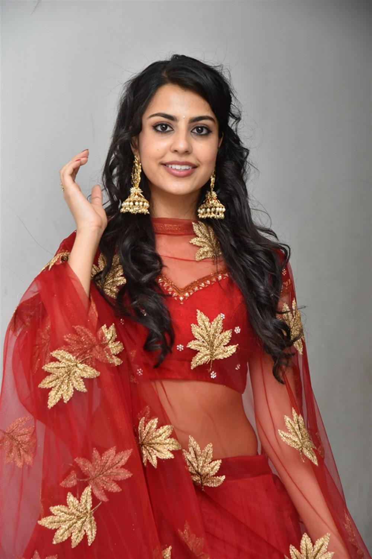 Actress Sasha Singh Stills @ Edaina Jaragochu Audio Launch