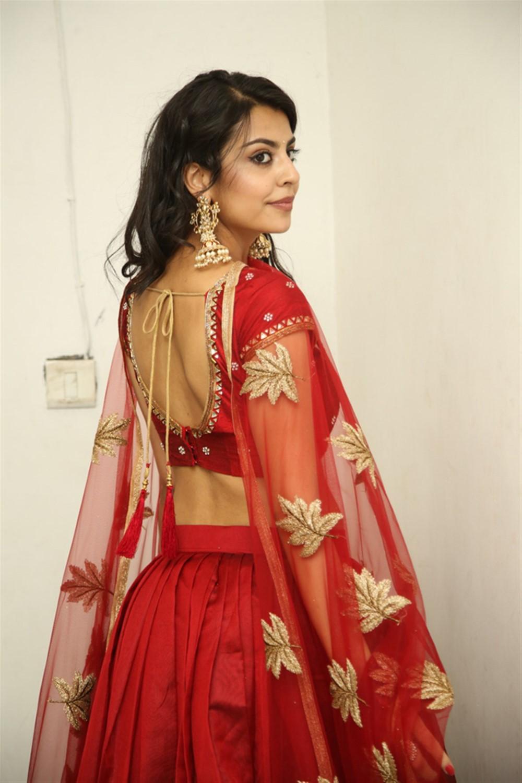 Actress Sasha Singh Stills @ Edaina Jaragochu Movie Audio Release