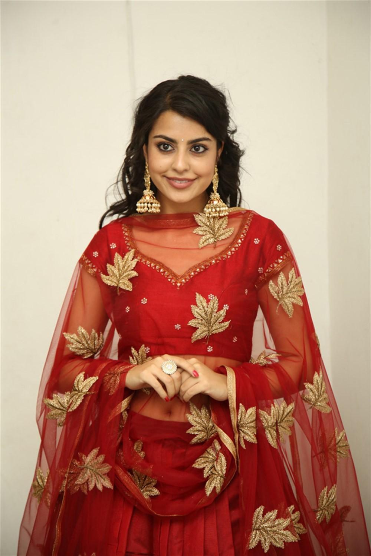 Actress Sasha Singh Stills @ Edaina Jaragochu Audio Release